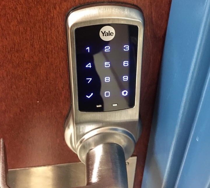 commercial digital lock